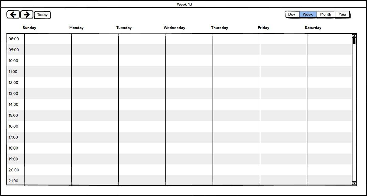 Yearly Calendarweek | Calendar Yearly Printable Calendars For One Week