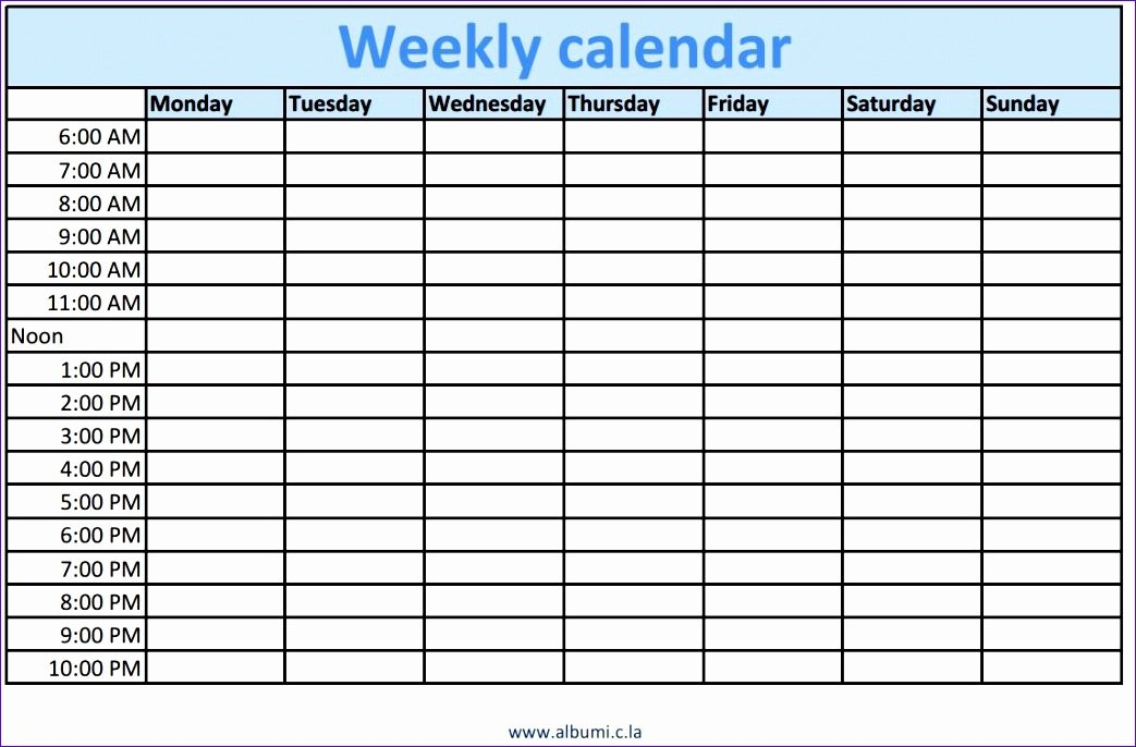 10 Excel Time Schedule Template – Excel Templates – Excel 2 Day Calendar With Time Slots