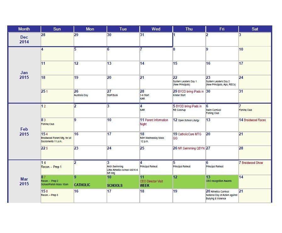 10+ Weekly Calendar Templates   Free Printable Word & Pdf Two Week Calendar Pdf