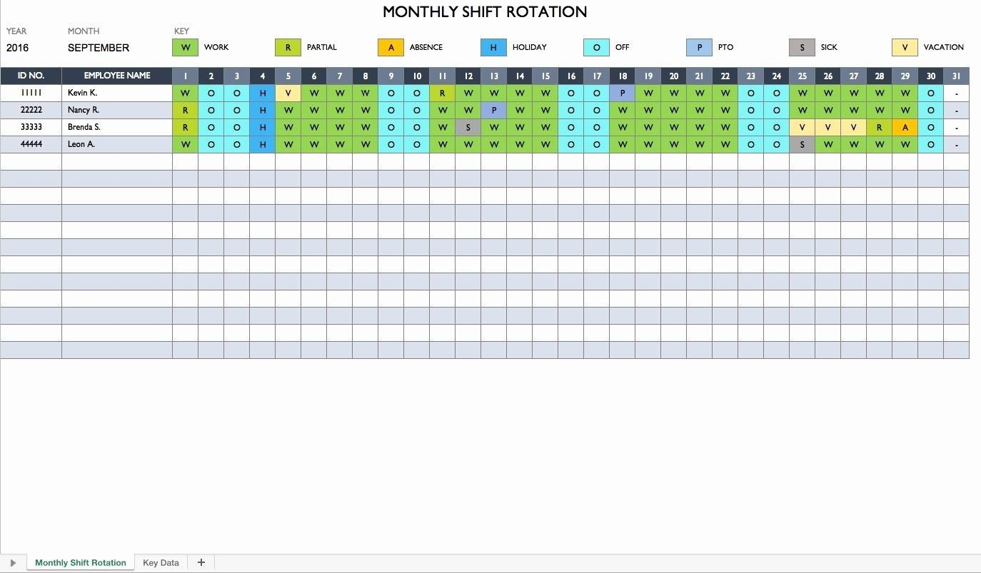 12 Hour Schedule Template Elegant 12 Hour Shift Schedules Annual Hr Calendar Template