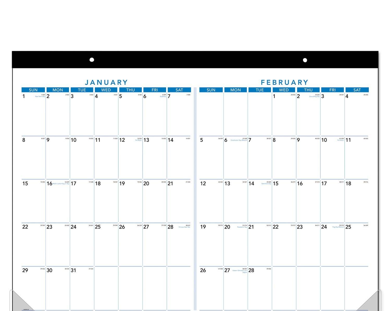 2 Month Blank Calendar Template | Example Calendar Printable Printable Two Week Calendar Pages Free