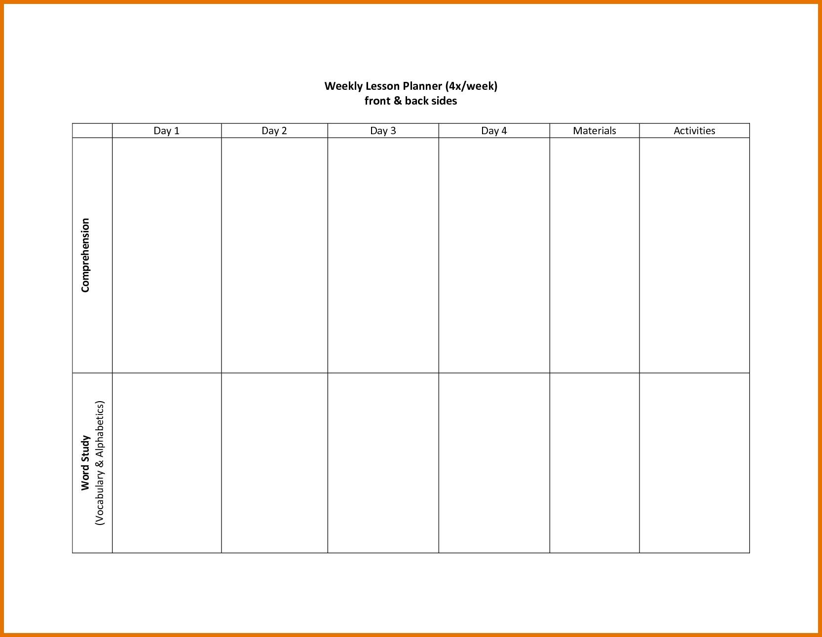 2 Week Calendar Template Word - Calendar Inspiration Design Create 2 Week Schedule