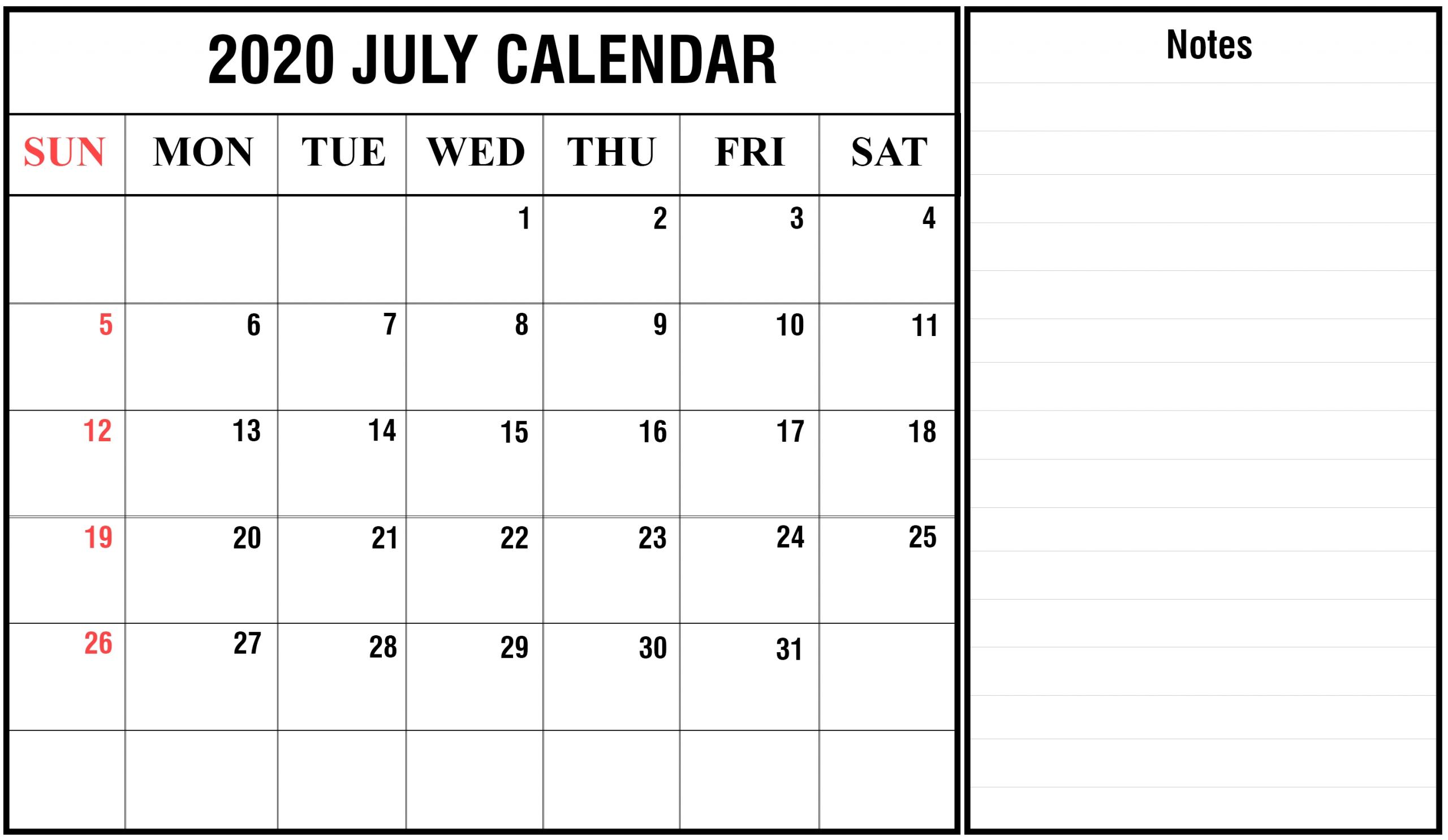 2020 Calendar You Can Edit   Month Calendar Printable Calendar I Can Edit