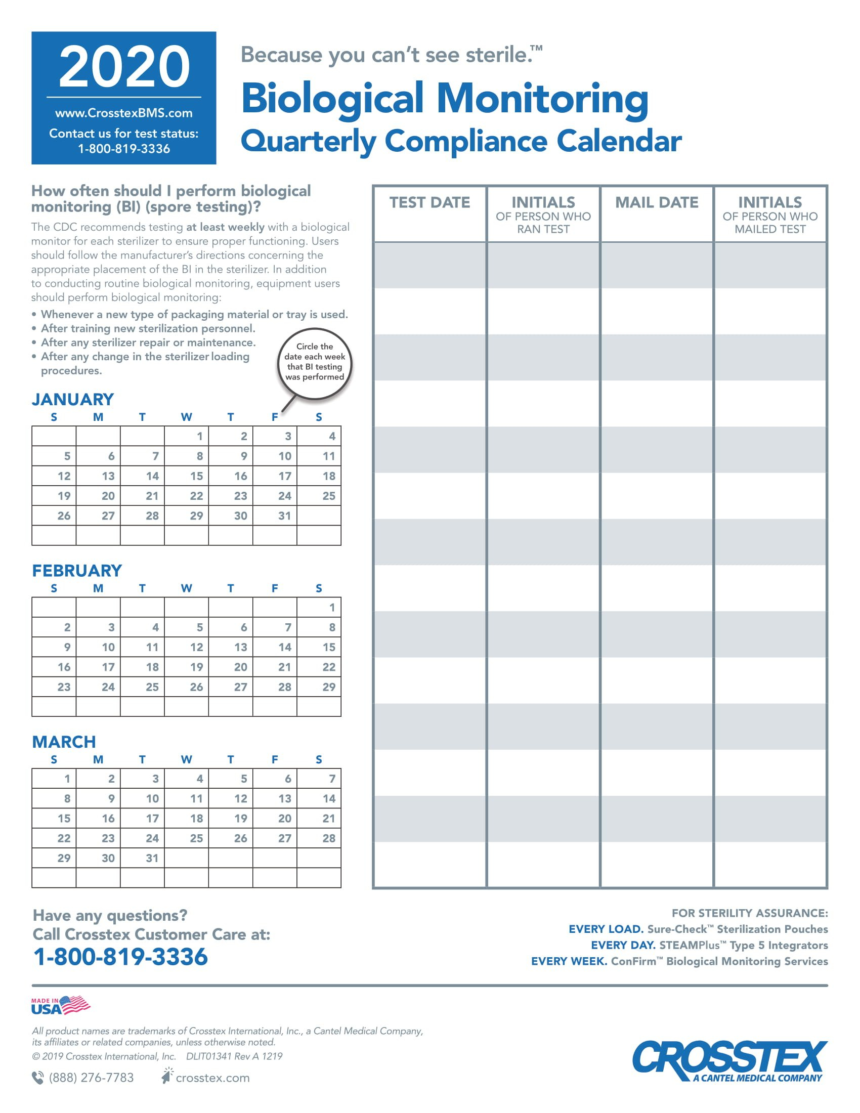 28 Day Vial Expiration Calendar 2020 28 Day Multi Dose Vial Expiration Date