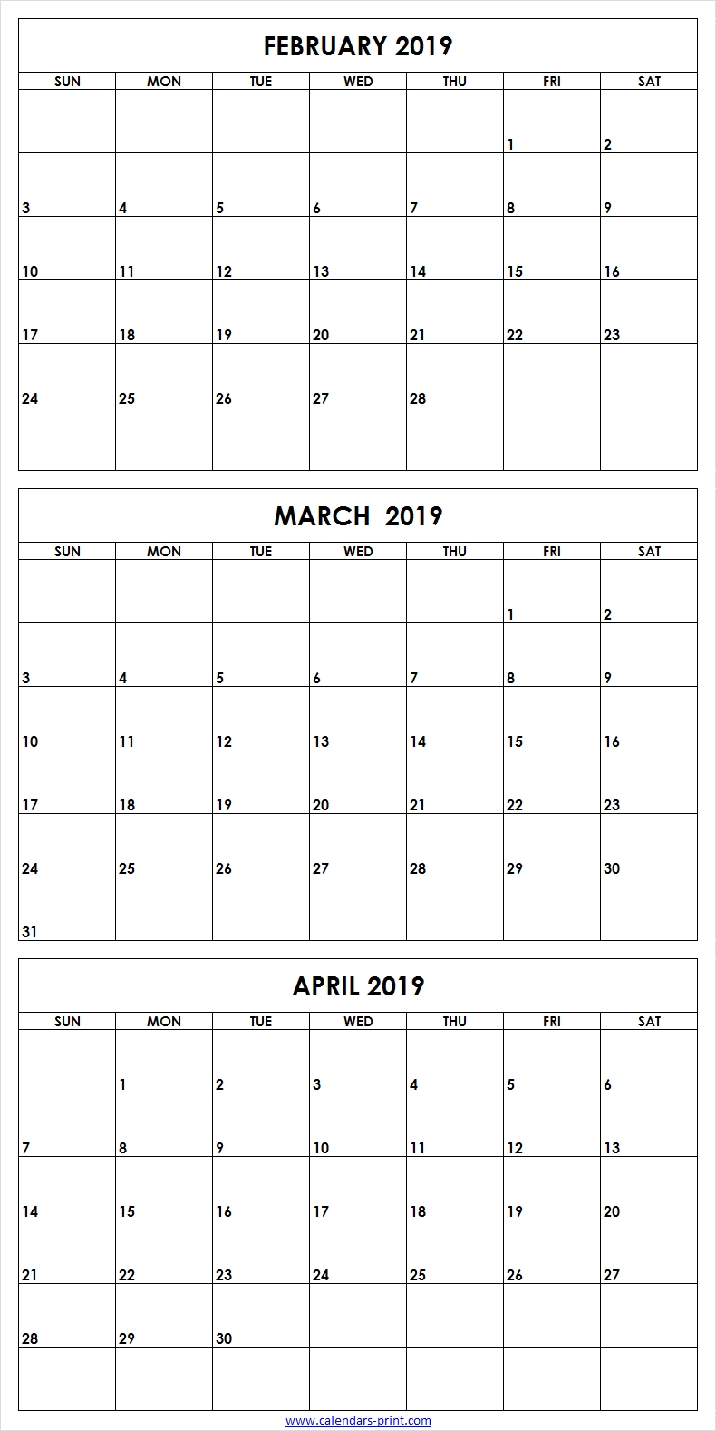3 Month Calendar Printable Template - Calendar Inspiration 3 Month Calendar Free Printable