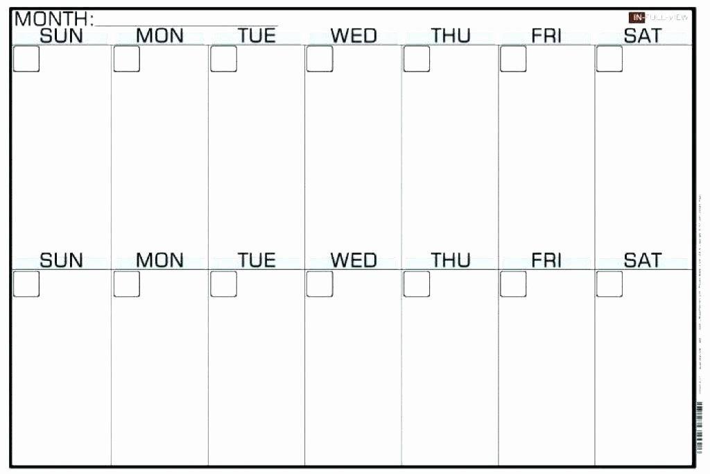 30 Two Week Schedule Template In 2020 | Schedule Template Free Printable Calendar 2 Week