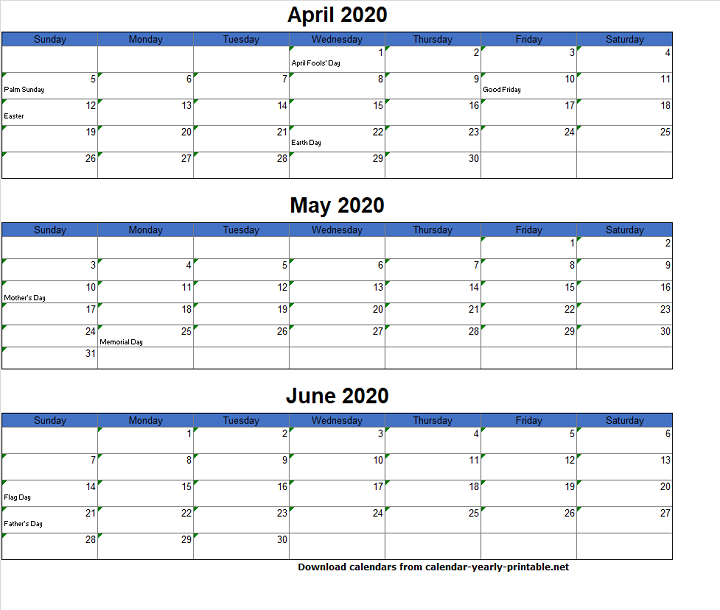 5 Essential Tips For 3-Month Calendar Template Excel Three Months Calendar Free