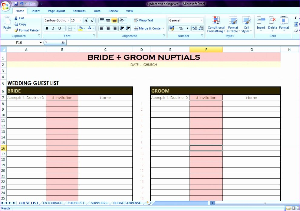 6 Day Planner Template Excel - Excel Templates - Excel Free Excel Booking Calendar Template