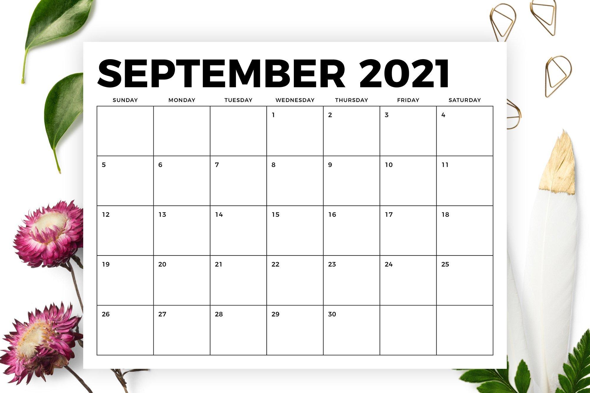8.5 X 11 Inch Bold 2021 Calendar (438443) | Flyers 11 X 17 April Calendar