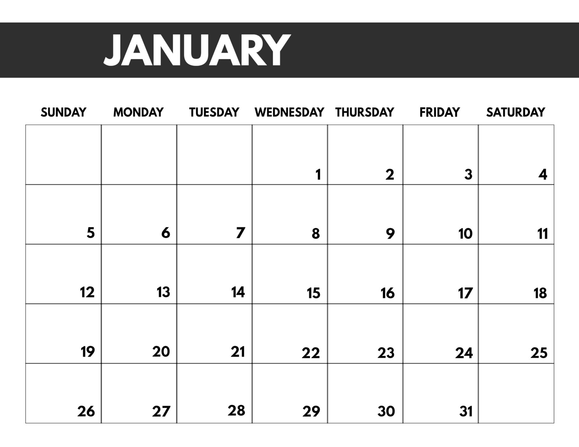 8.5 X 11 Printable Calendars - Calendar Inspiration Design Free 8.5 X 5.5 Printable Calendar
