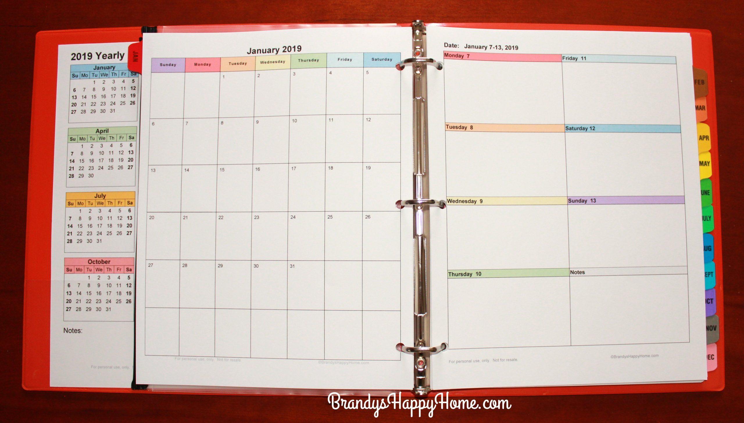 Calendar Template Design - Design Calendar Free Fillable Monday Through Friday Calendar