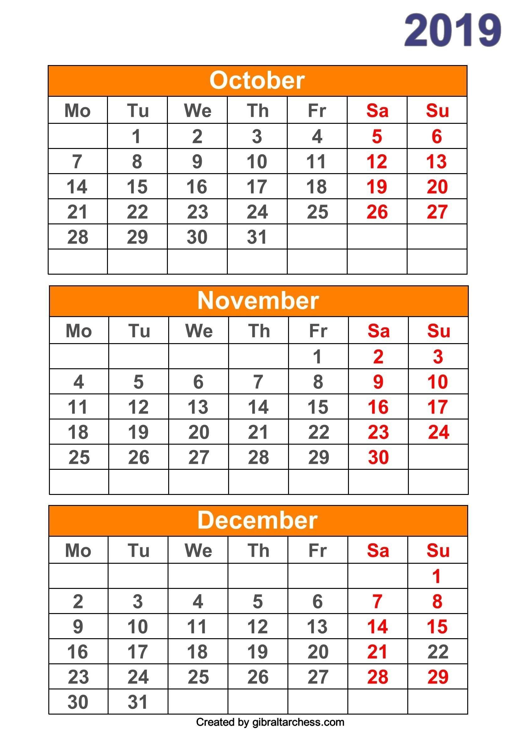Calendar Templates 3Months Per Page | Calendar Template Free Printable Calendars By 3 Months