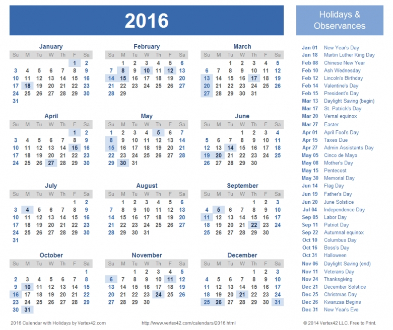 Calendar With Days Numbered 1 365 :-Free Calendar Template Calendars With 365 Numbbering