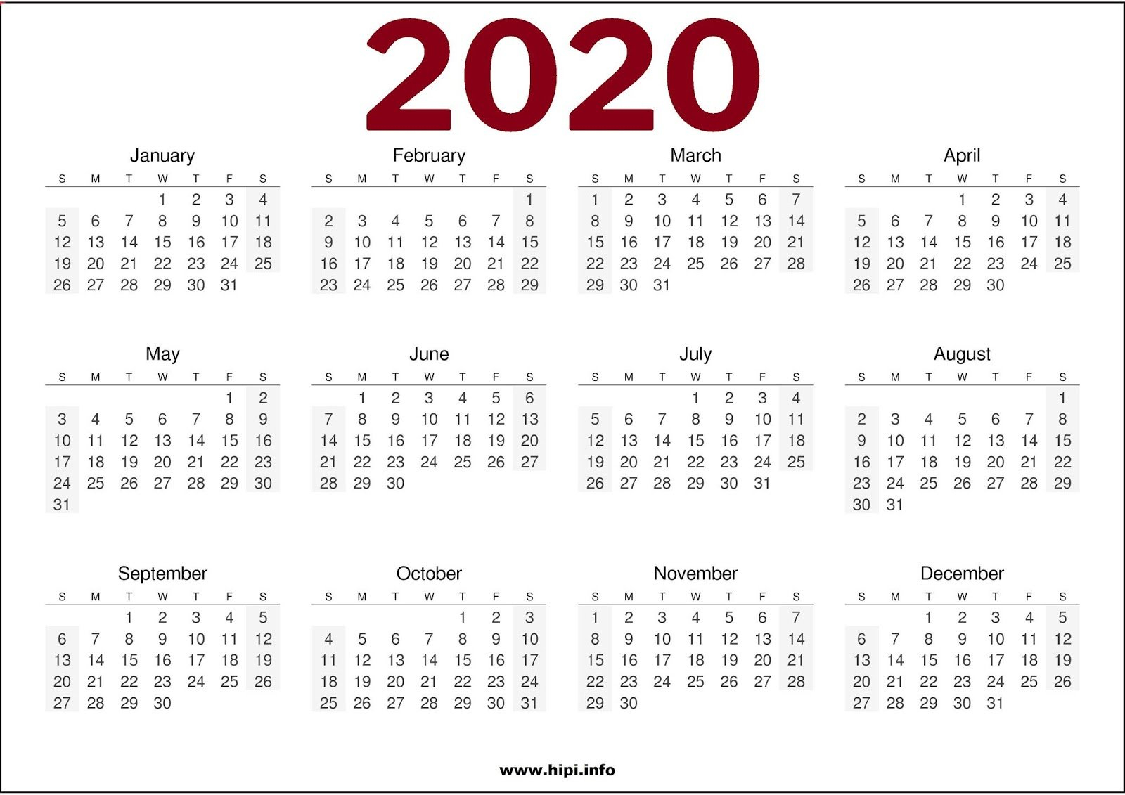 Calendars Printable / Twitter Headers / Facebook Covers How To Print A Calendar Full Page 8 X 11