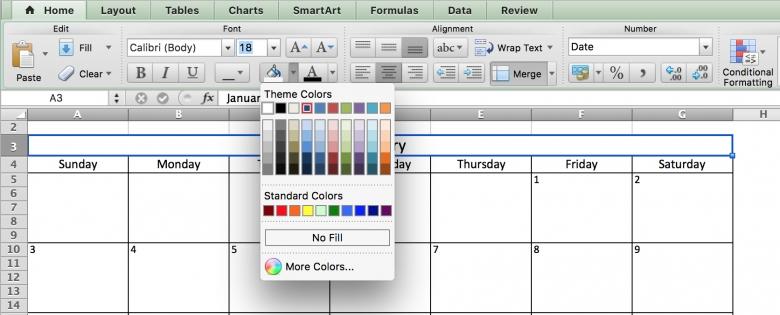 Color Coded Calendar Template :-Free Calendar Template Color Coded Schedule Template