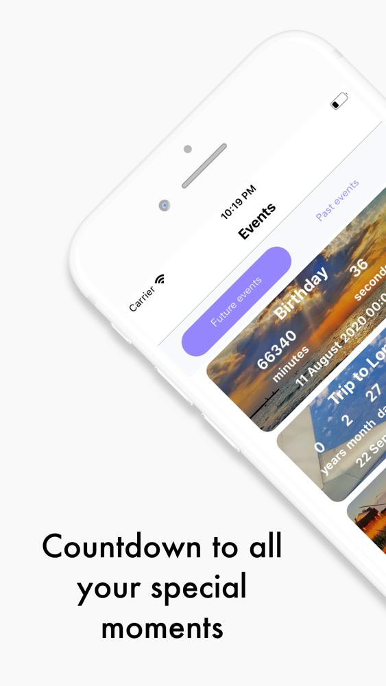 Countdown: Widget Calendar 365 App For Iphone - Free 365 Day Electronic Countdown Calendar