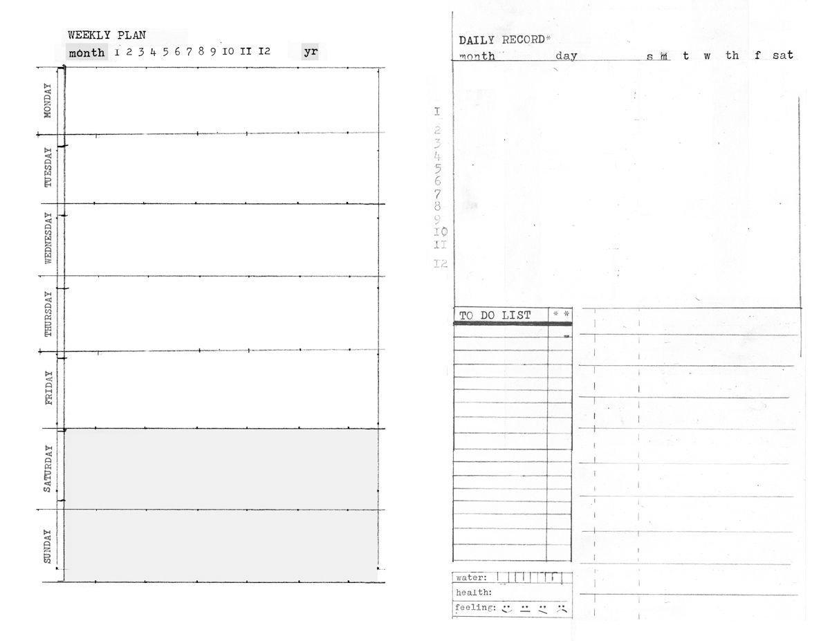 Free Daily 5.5 X 8.5 Daily Planner - Example Calendar 8.5 X 5.5 Calendar Printable