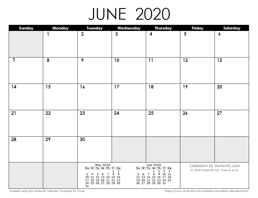 Free Download 2020 Calendar Templates And Images [890X685 Large Fill In Calendar