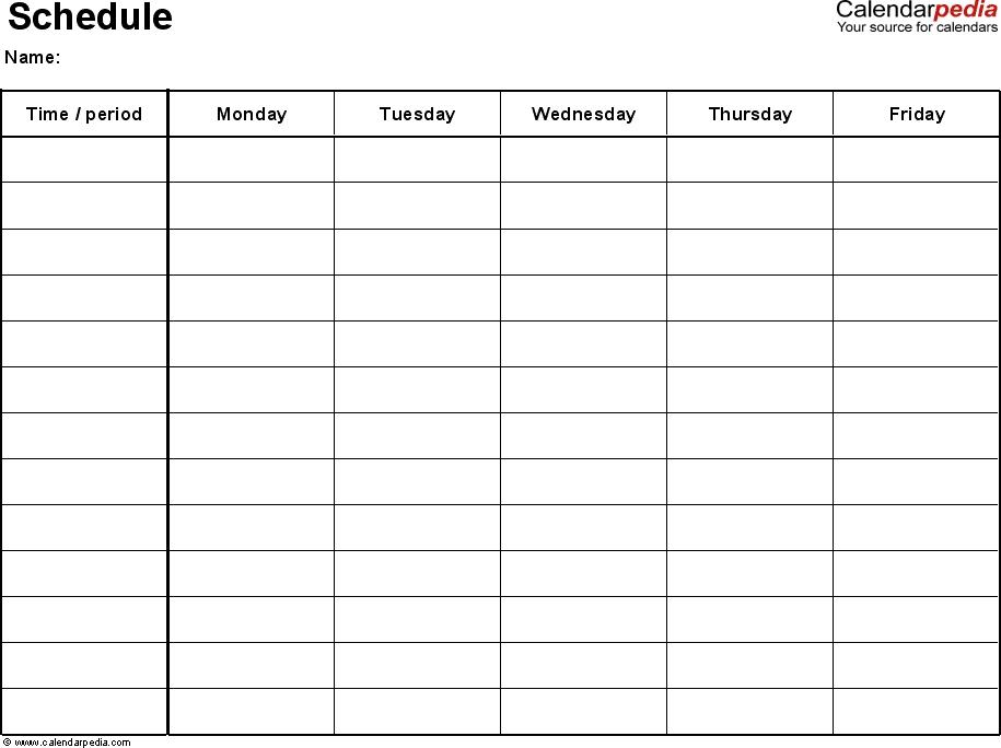 Free Printable Calendar Monday Thru Sunday Image Monday Through Sunday Schedule Printable