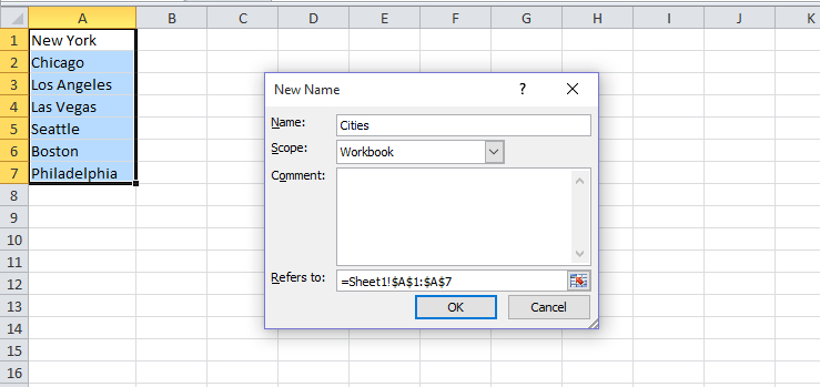 How To Create A Dropdown List In Microsoft Excel - Make How To Add Claendar Template In Excel Dropdown