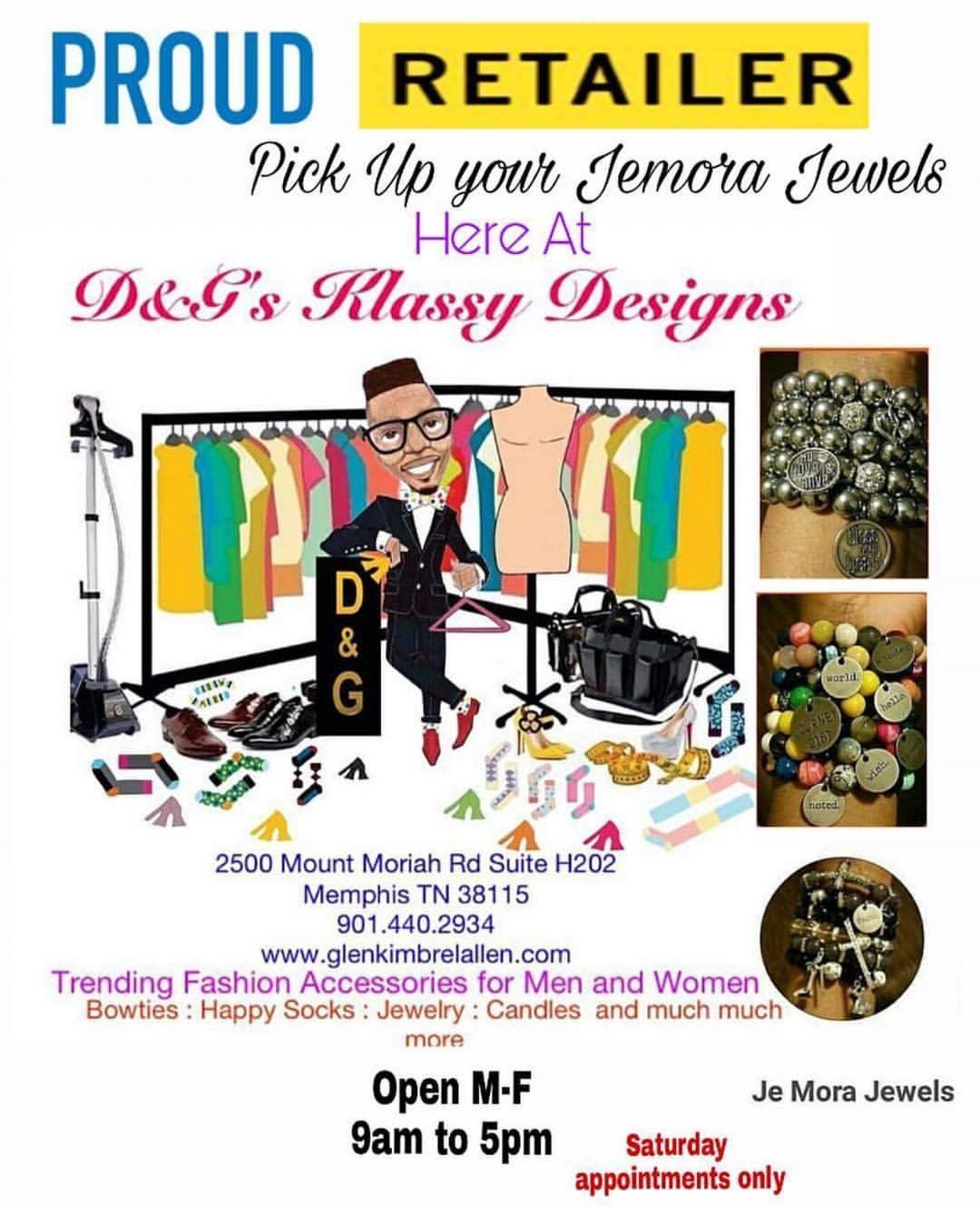 Jemora Jewels — Klass Is Always In Session At @Dgklassy Monday - Friday 9-5 Schedule