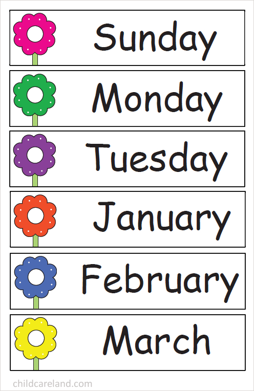 May Number Tracing Calendar Printable Calendar Numbers 1-31 May