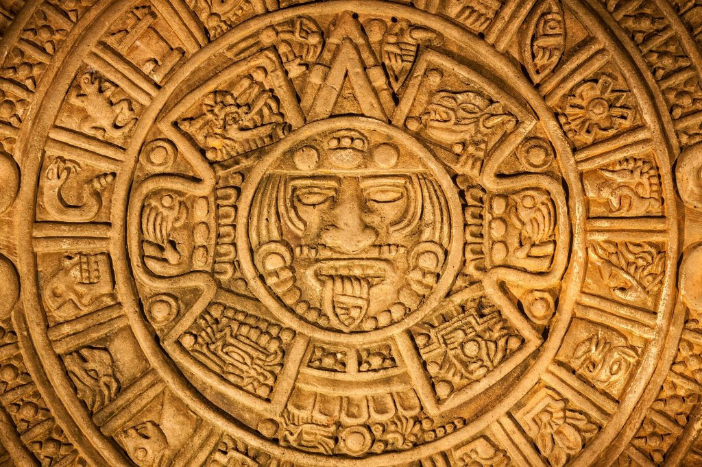 Mayan Calendar Found - Calendar Template 2021 Print A Mayan Calendar