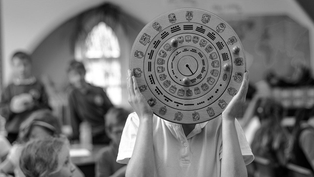 Mayan Calendar Template Ks2 | Free Calendar Template Example Make A Mayan Calendar Templates