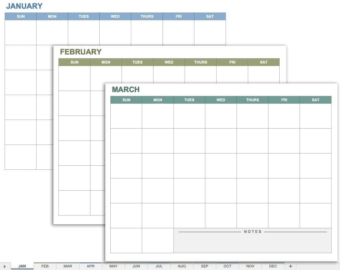 Mon To Friday Monthly Calendar Templates | Calendar Meeting Templates Mon - Fri