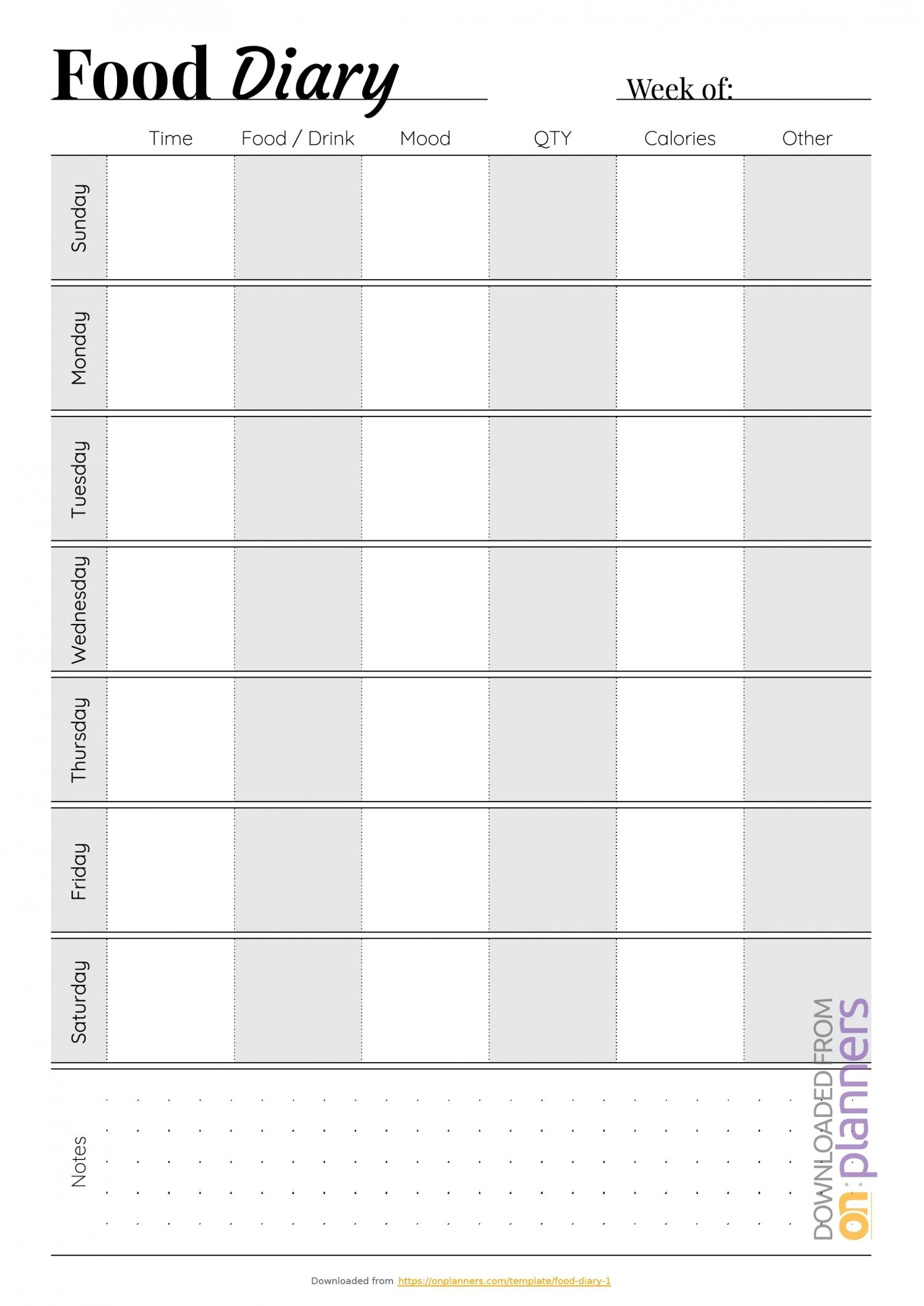 Monday Through Friday Calendar Pdf | Ten Free Printable Monday-Friday Calandar With Lines Printable