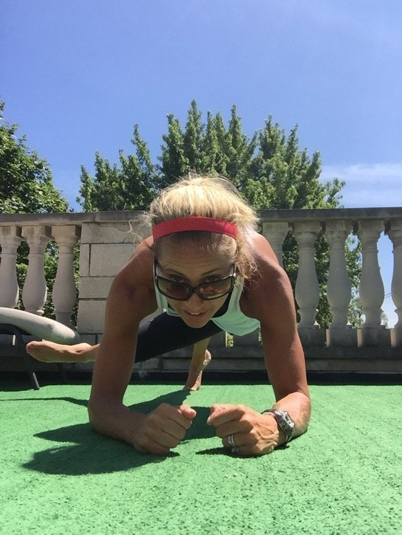 Plank Series For A Kick-Ass Core - Psf Beyond The Studio 30 Day Plank Challenge Printable In Word