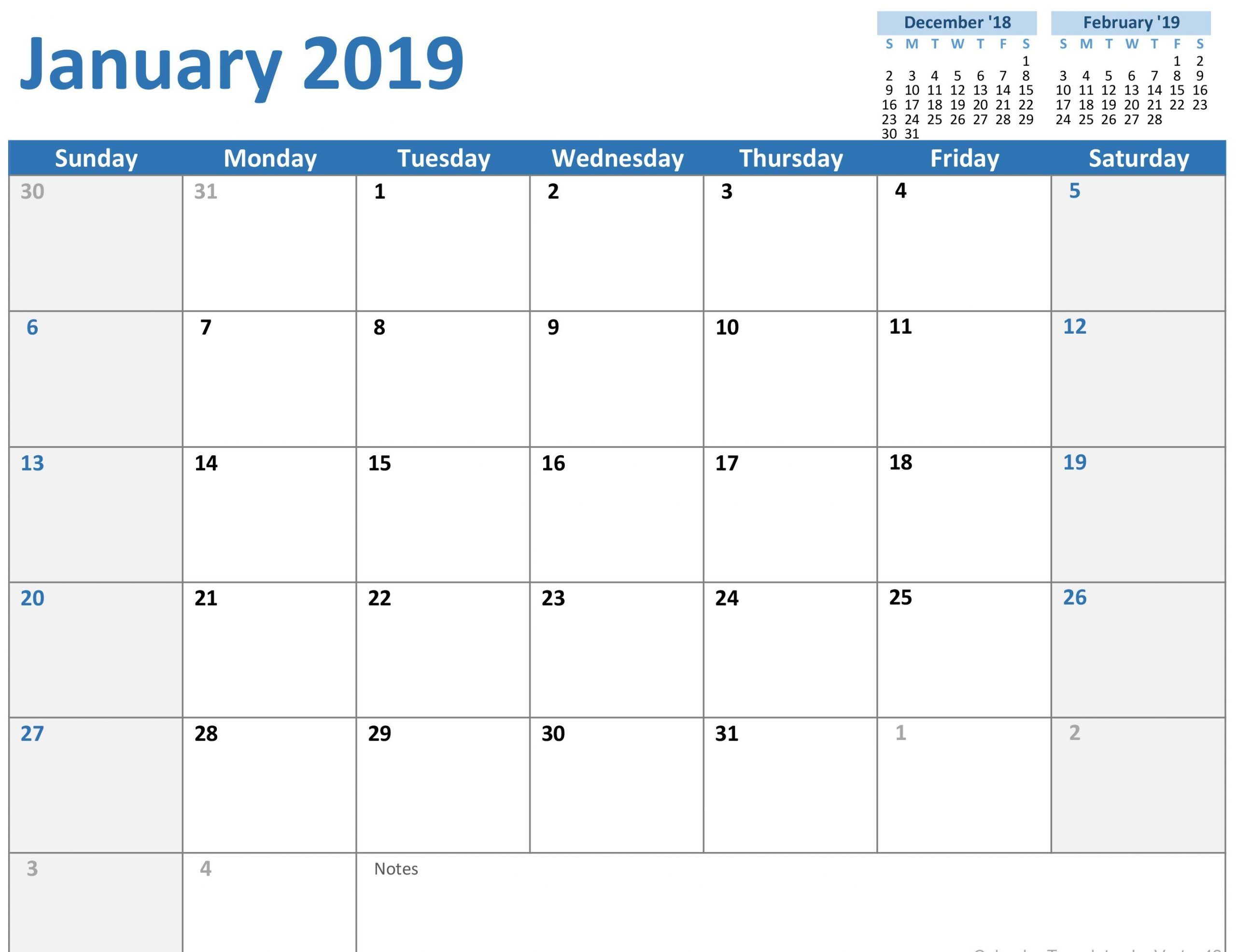 Printable 2020 Calendar I Can Edit | Calendar Template Blank Calendar I Can Edit