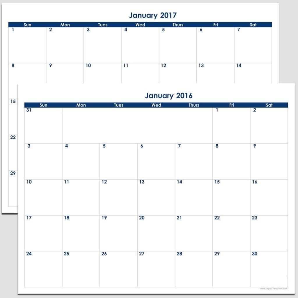 Printable 8 1/2 X 11 Printable Calendar :-Free Calendar Free Printable 8 1/2 X 11 Calendar