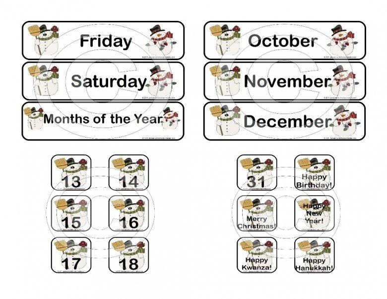 Printable Calendar Numbers 1-31 :-Free Calendar Template Printable Calendar Numbers 1 31