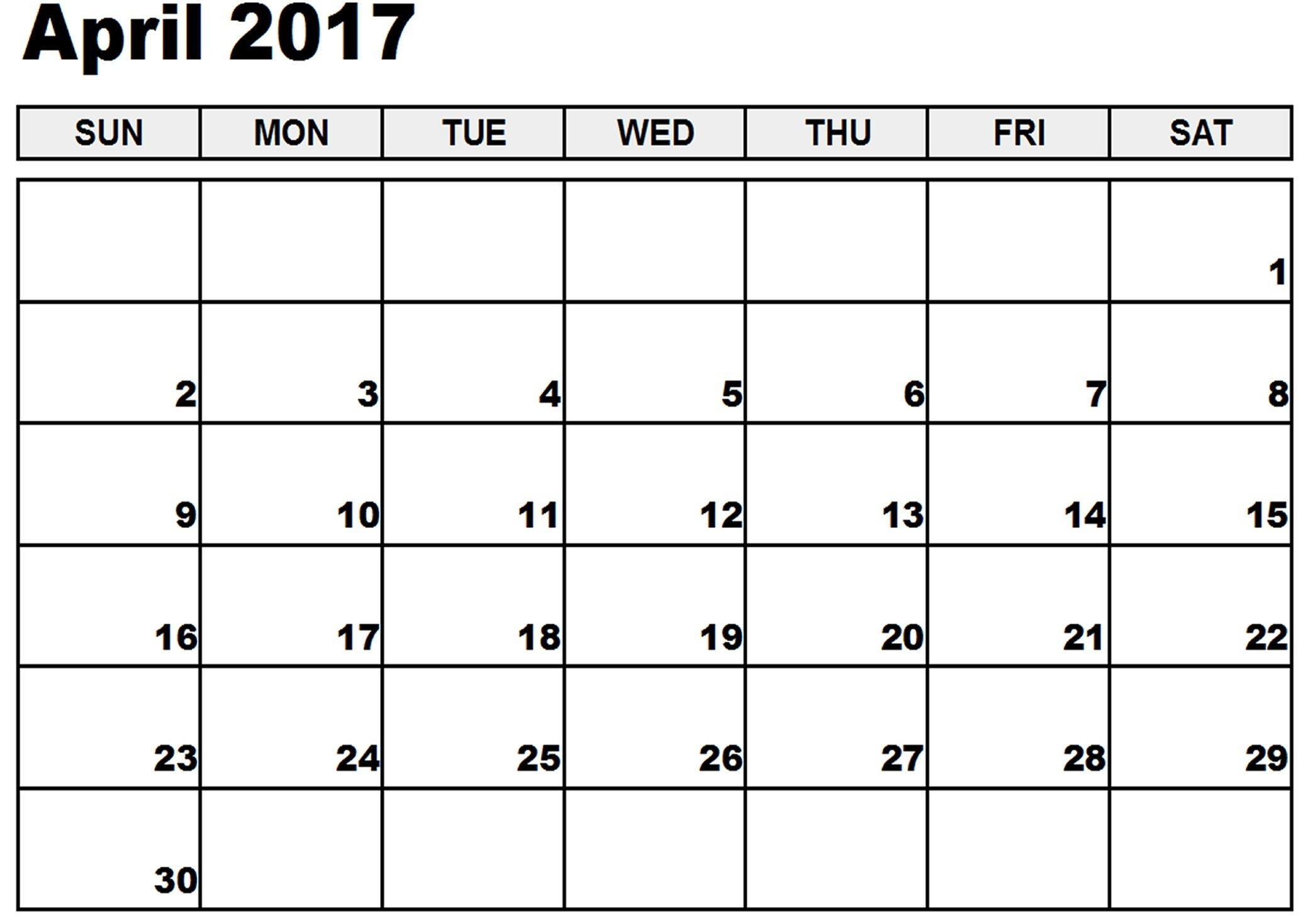 Printable Yearly Calendar With Space To Write :-Free Free Fillable Monday Through Friday Calendar