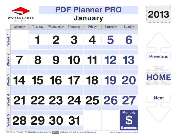 Productivity Printables   Worldlabel Blog Free Weekly Calendar Fillable With Times Starting At 6Am