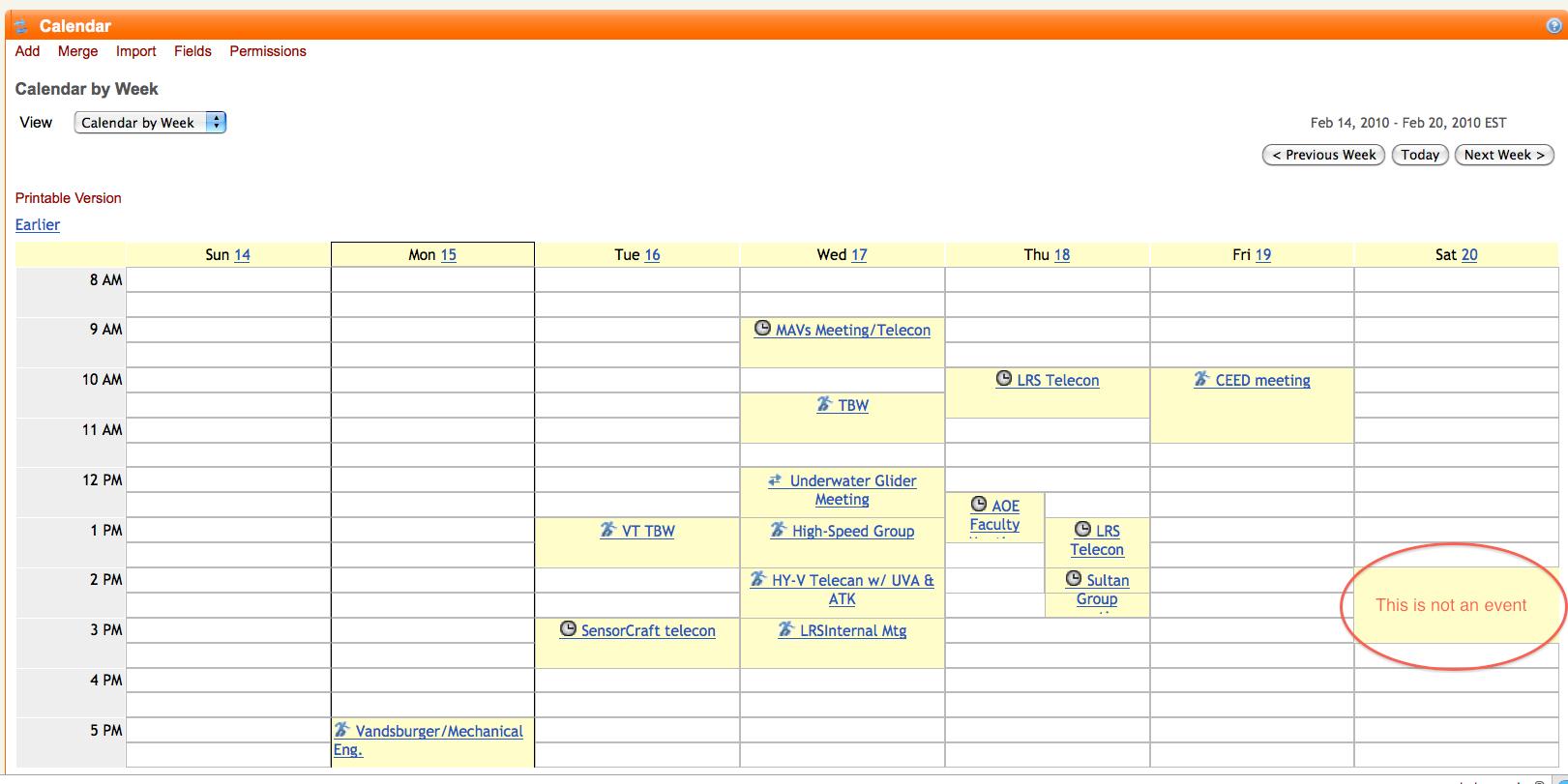 [Sak-18034] Calendar Tool Creates Schedule Artifacts For Printable Weekly Calendar With Time Slots School