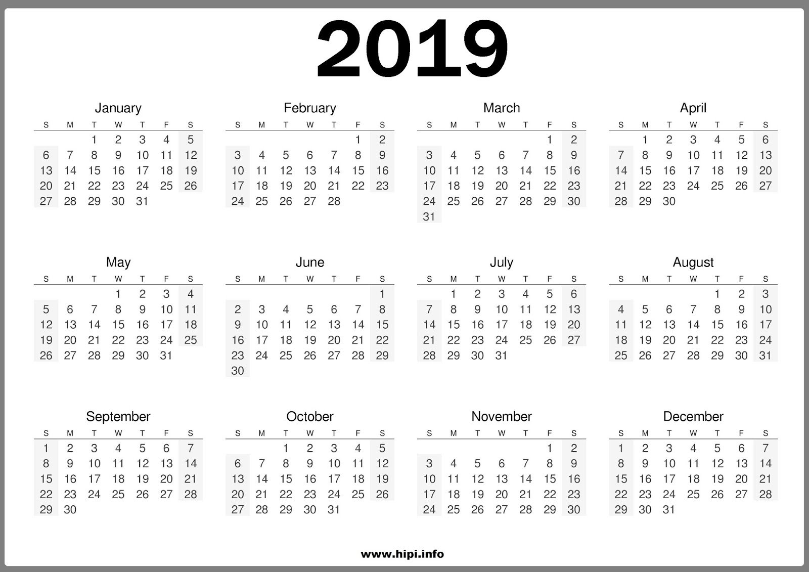 Twitter Headers / Facebook Covers / Wallpapers / Calendars 8 X 11 Calendar Pages