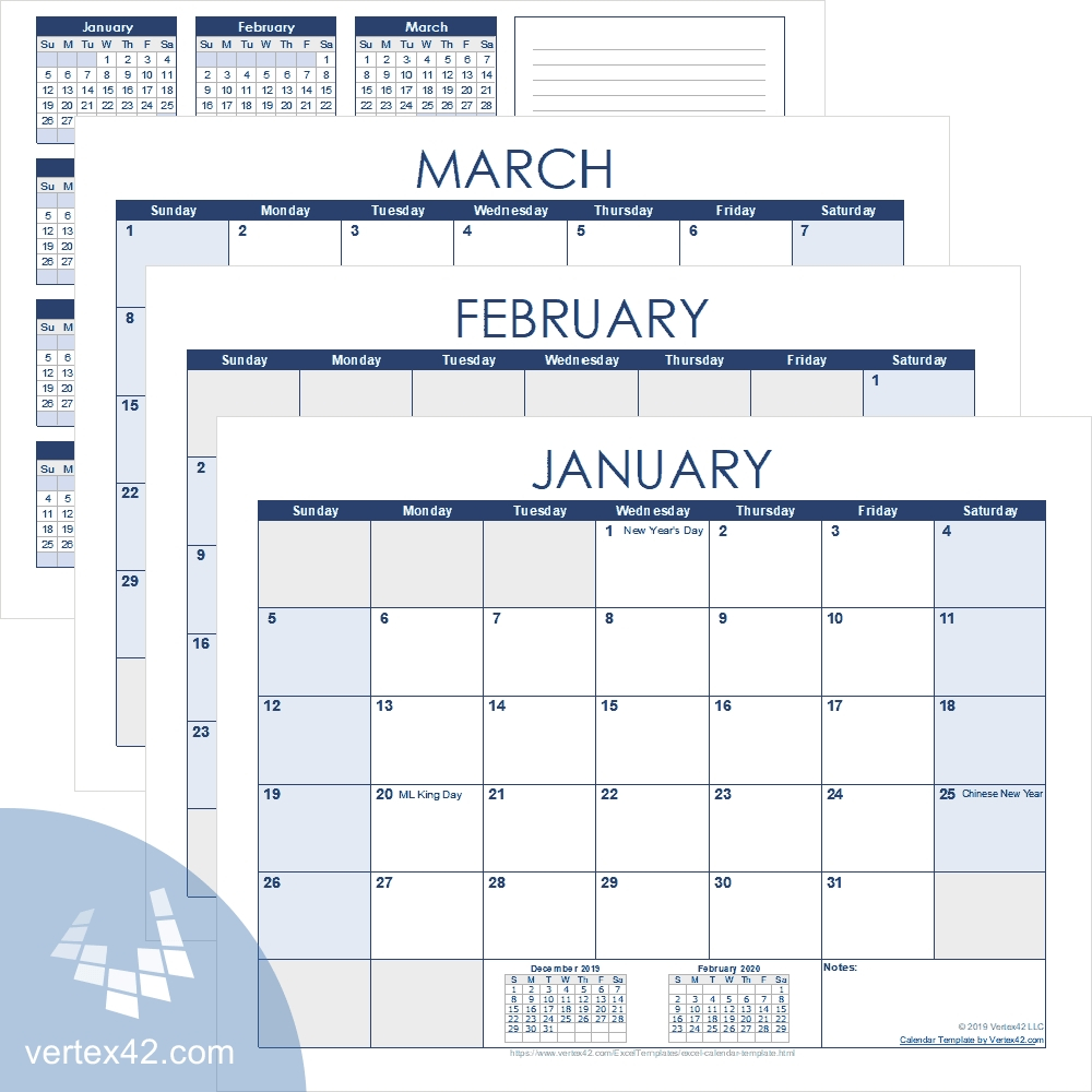 Universal Editable One Week Calendar – Get Your Calendar Fillable Birthday Calendar Template Excel